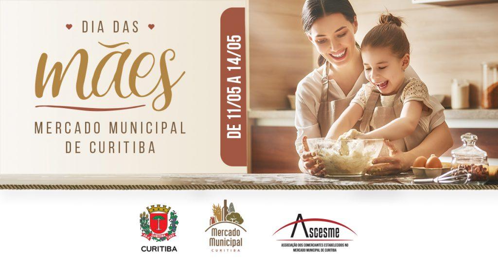 Dia das Mães no Mercado Municipal | Data dedicada às Mães vai contar com programação especial para homenagear todas elas e oferecer atrações para toda família
