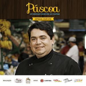 Chef Paulino da Costa